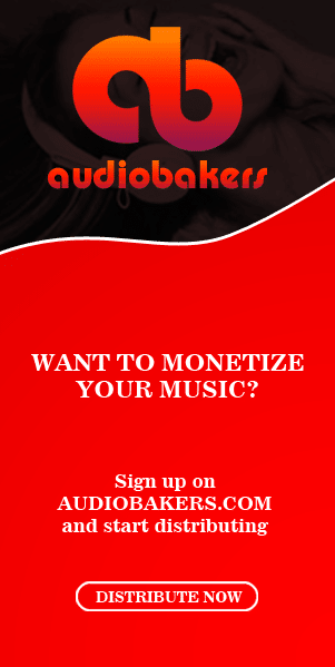 distribute your music with audiobakers.com