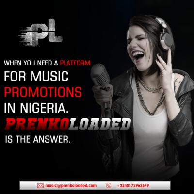 prenkoloaded promotional package