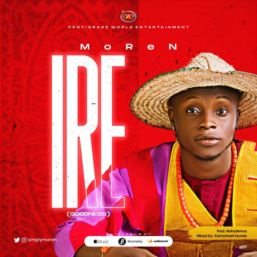 [MUSIC] MOREN – IRE