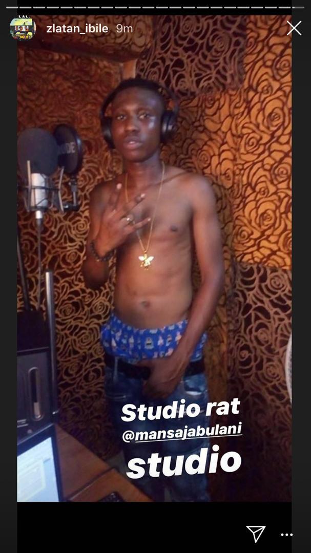 I Was A Studio Rat At Mansa Jabulani Studio – Zlatan