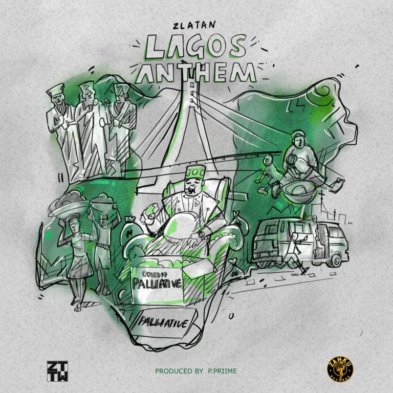 [MUSIC] ZLATAN – LAGOS ANTHEM