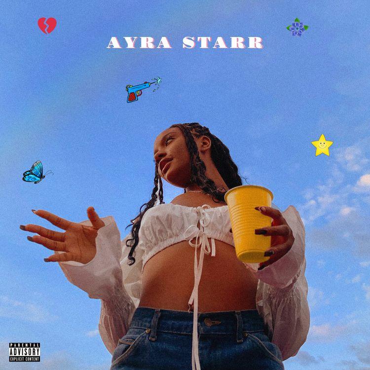 [FULL EP] AYRA STARR -AYRA STARR EP