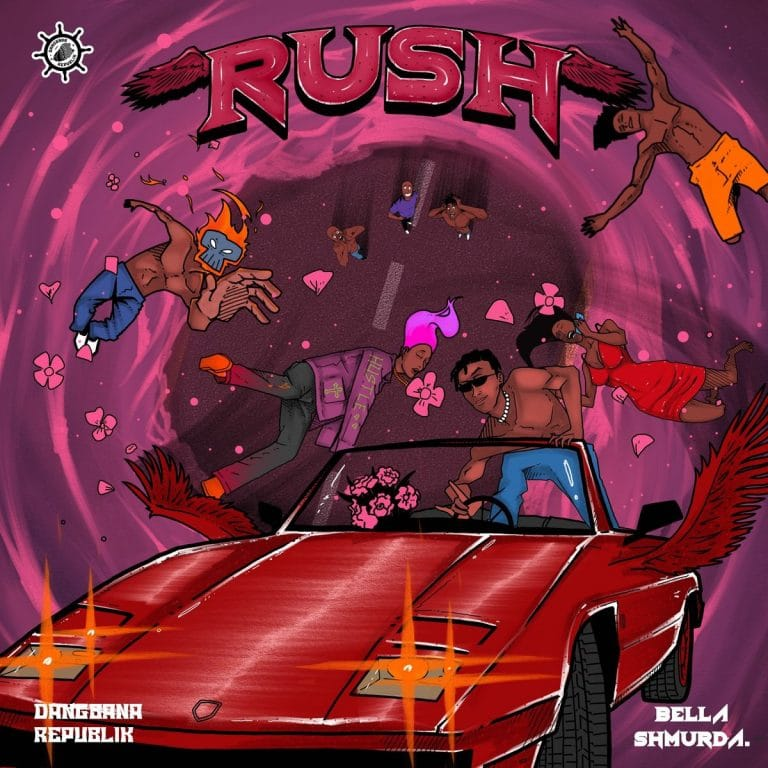 [MUSIC] BELLA SHMURDA – RUSH (MOVING FAST)