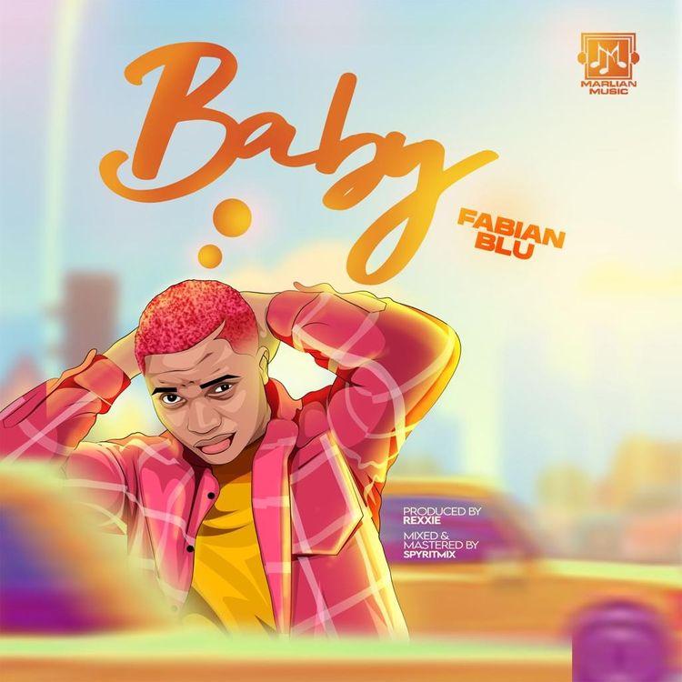 [MUSIC] FABIAN BLU – BABY