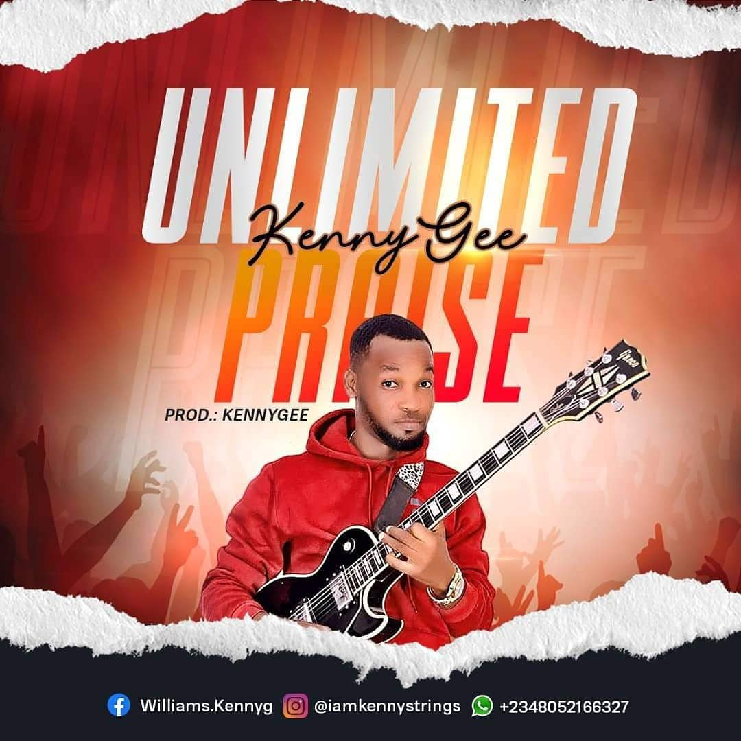 [MUSIC] KENNY GEE – UNLIMITED PRAISE