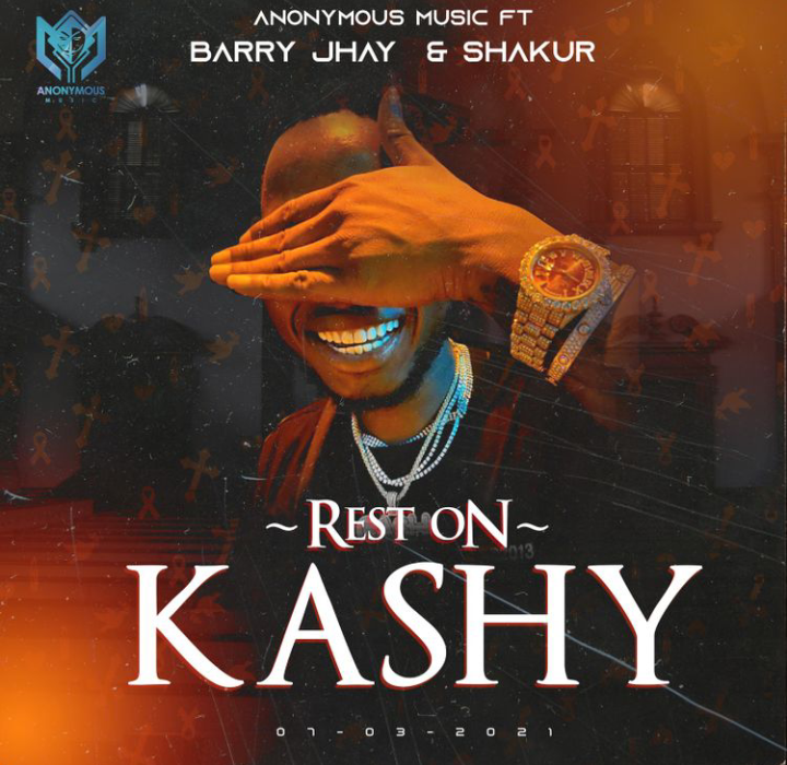 [MUSIC] BARRY JHAY – REST ON KASHY