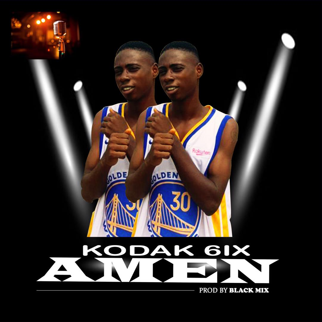 [MUSIC] KODAK 6IX – AMEN