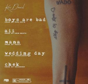 [MUSIC] KIZZ DANIEL – WEDDING DAY