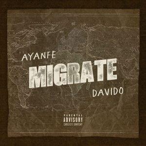 [MUSIC] AYANFE FT DAVIDO – MIGRATE